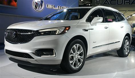 buick enclave wikipedia