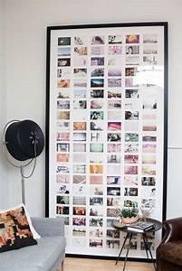 Fotos Schön Aufhängen : bild von fotos f r eine moderne wanddekoration zeit ~ Lizthompson.info Haus und Dekorationen