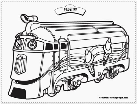 Chuggington Coloring Pages To Download And Print For Free