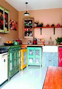 25, Whimsy, Bohemian, Kitchens
