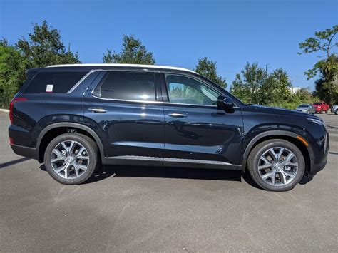 That wasn't the case with the palisade hyundai shipped me. New 2020 Hyundai Palisade SEL AWD Sport Utility