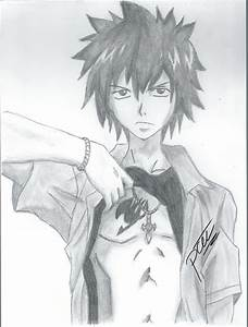 Fairy Tail - Gray Fullbuster by passion00 on DeviantArt