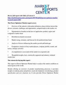 Power Optimizer Market Size, Share, Analysis, Industry ...