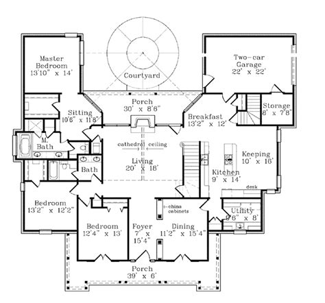source flooring kitchener country style house plan 3 beds 2 baths 2403 sq ft plan 8182