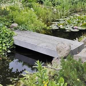 Brücke Für Gartenteich : gartenteiche gestalten sitzpl tze holzstege br cken und ~ Whattoseeinmadrid.com Haus und Dekorationen