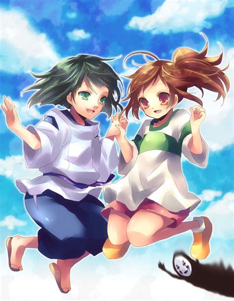 anime film chihiro sen to chihiro no kamikakushi 788336 zerochan