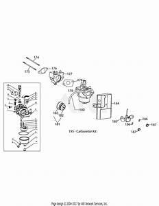 29 Mtd Yard Machine Carburetor Diagram
