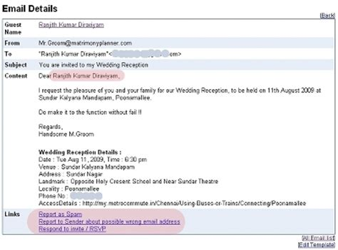 when should wedding invitations be mailed wedding invitation email plumegiant