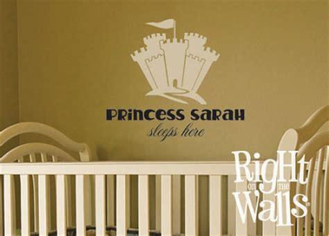 Princess Castle Decals For Walls - Elitflat