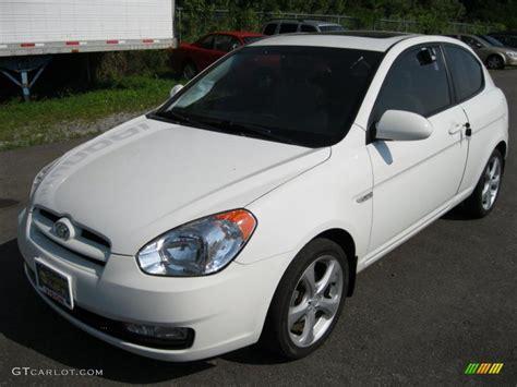 2007 Hyundai Accent Se by 2007 Nordic White Hyundai Accent Se Coupe 32535474
