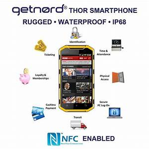 Nfc Handy Bedeutung : getnord thor ist ein echtes nfc nahfeldkommunikation handy er kann mit dem anderen ger ten ~ Eleganceandgraceweddings.com Haus und Dekorationen
