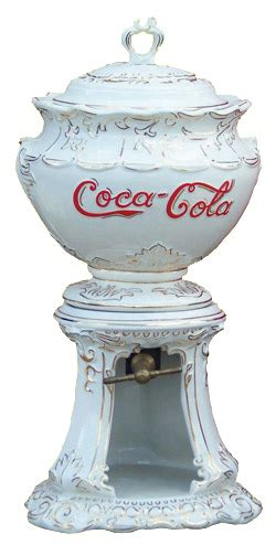 Best match ending newest most bids. Coca-Cola Dispenser | Antique Advertising Value and Price ...