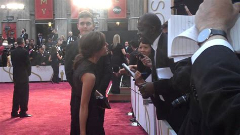 Oscar Red Carpet Emma Watson Youtube