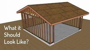 Garage Größe Für 2 Autos : watch this video before you build a two car garage ~ Jslefanu.com Haus und Dekorationen