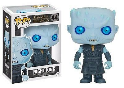 funko pop  shirt night king riding ice dragon game
