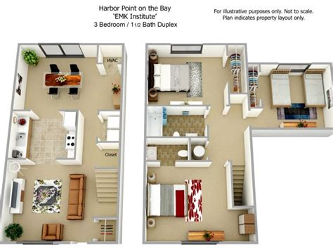 1 2 3 bedroom apartments in boston ma harbor point