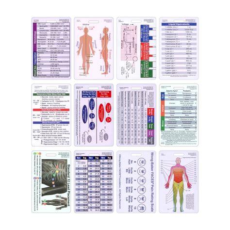 complete set  nurse vertical badge cards  cards