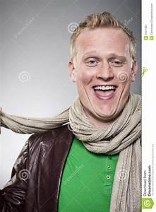 Flamboyant Man Portrait Royalty Free Stock Photography ...