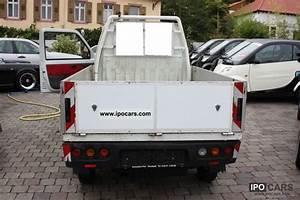 2007 Piaggio Quargo Diesel Pickup Truck