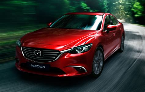 mazda international mazda 6 global production reaches three million units