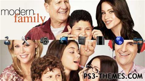 Ps3 Themes » Modern Family Fan
