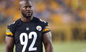 James Harrison, Antonio Brown ride into training camp in style
