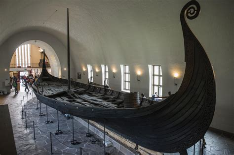 Rare Viking Ship Burial Long Houses Discovered In Norway
