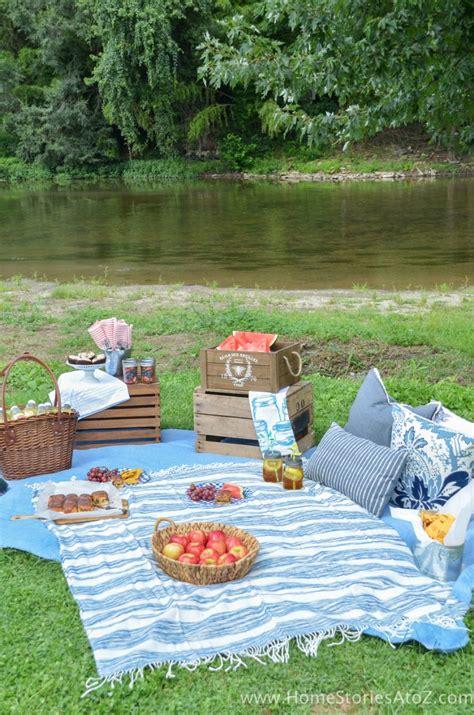 tips  creating  memorable family picnic
