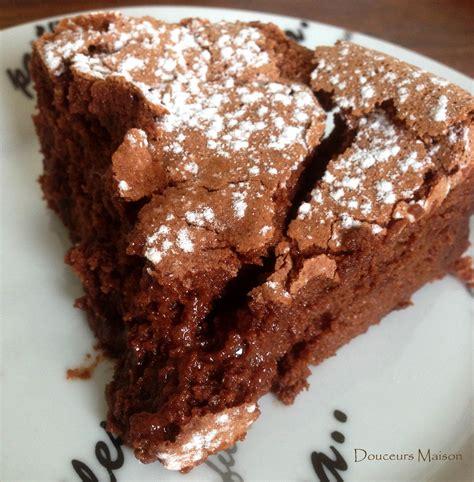 g 226 teau au chocolat sans beurre ni farine douceurs maison