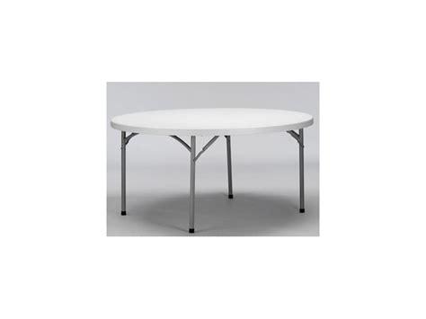 tavoli rotondi pieghevoli tavolo pieghevole rotondo piano in polietilene per