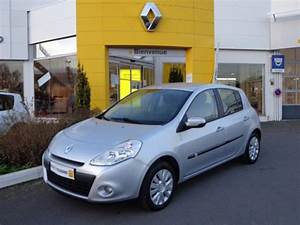Renault Clio 3 Occasion : voiture occasion renault clio iii dci 90 eco2 expression ~ Voncanada.com Idées de Décoration