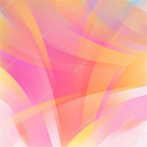 Abstract Pattern Background Pink Colors Vector Stock Abstract Pink Background With Smooth Lines Color Waves