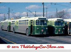 BusTrolly The Vintage Car Show