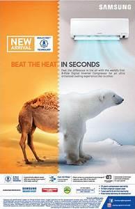 Samsung AC Press Ad - Ads of Bangladesh | Ads creative ...