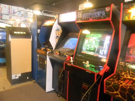 Trip To The Galloping Ghost Arcade