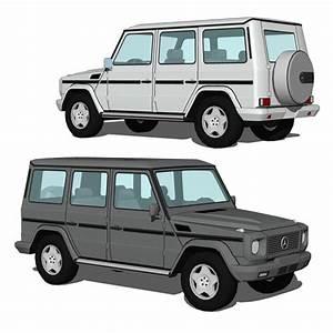 Mercedes G Wagon Models