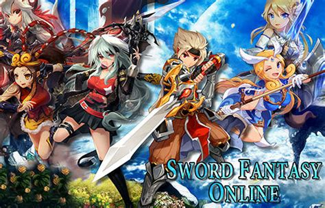 sword fantasy  anime mmorpg  android