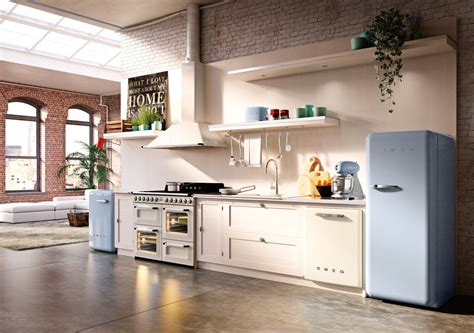 Keuken Apparaten by Smeg Keukenapparatuur In Jaren 50 Stijl Nieuws