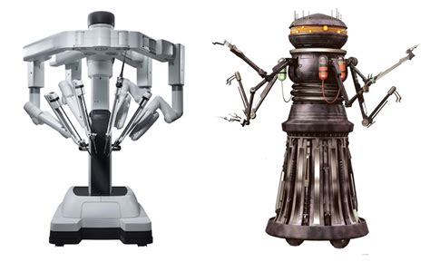 Not So Far Far Away From Star Wars Medical Droids
