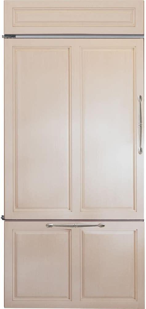 zicnnlh monogram  built  counter depth bottom freezer refrigerator left hinge custom