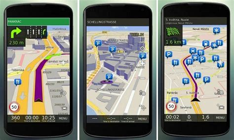 gps app for android top 6 free navigation apps for android besides maps