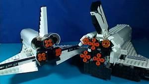 NEW LEGO SHUTTLE ADVENTURE 10213 - YouTube