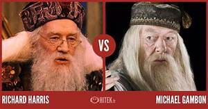 Dumbledore Richard Harris Vs Michael Gambon | www.imgkid ...