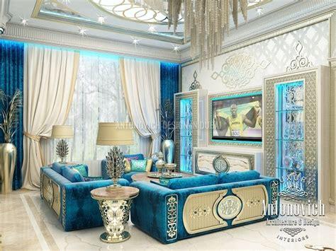 living room design  dubai living room  oriental style