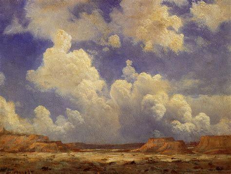 Western Landscape Albert Bierstadt
