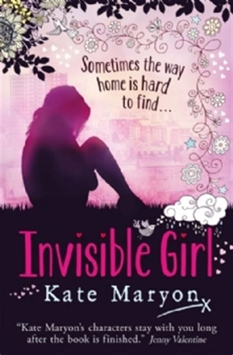 invisible girl  kate maryon reviews discussion