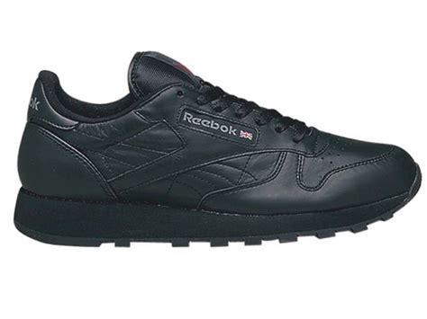 reebok classic leather schwarz sneaker kaufen sport redler