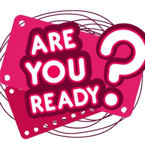 Are You Ready? (@areyoureadytv) Twitter