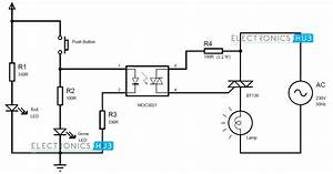 Dc Solid State Relay Circuit Diagram