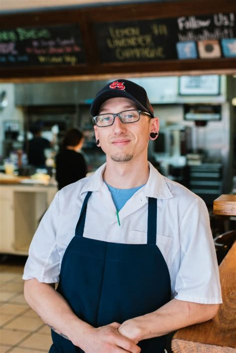 chef de cuisine st louis dale beauch of half half enjoys quot the freedom to go
